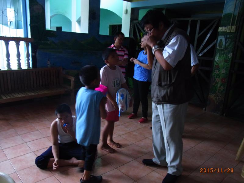 2015年 海外障害者施設訪問フィリピン(セブ島)視察