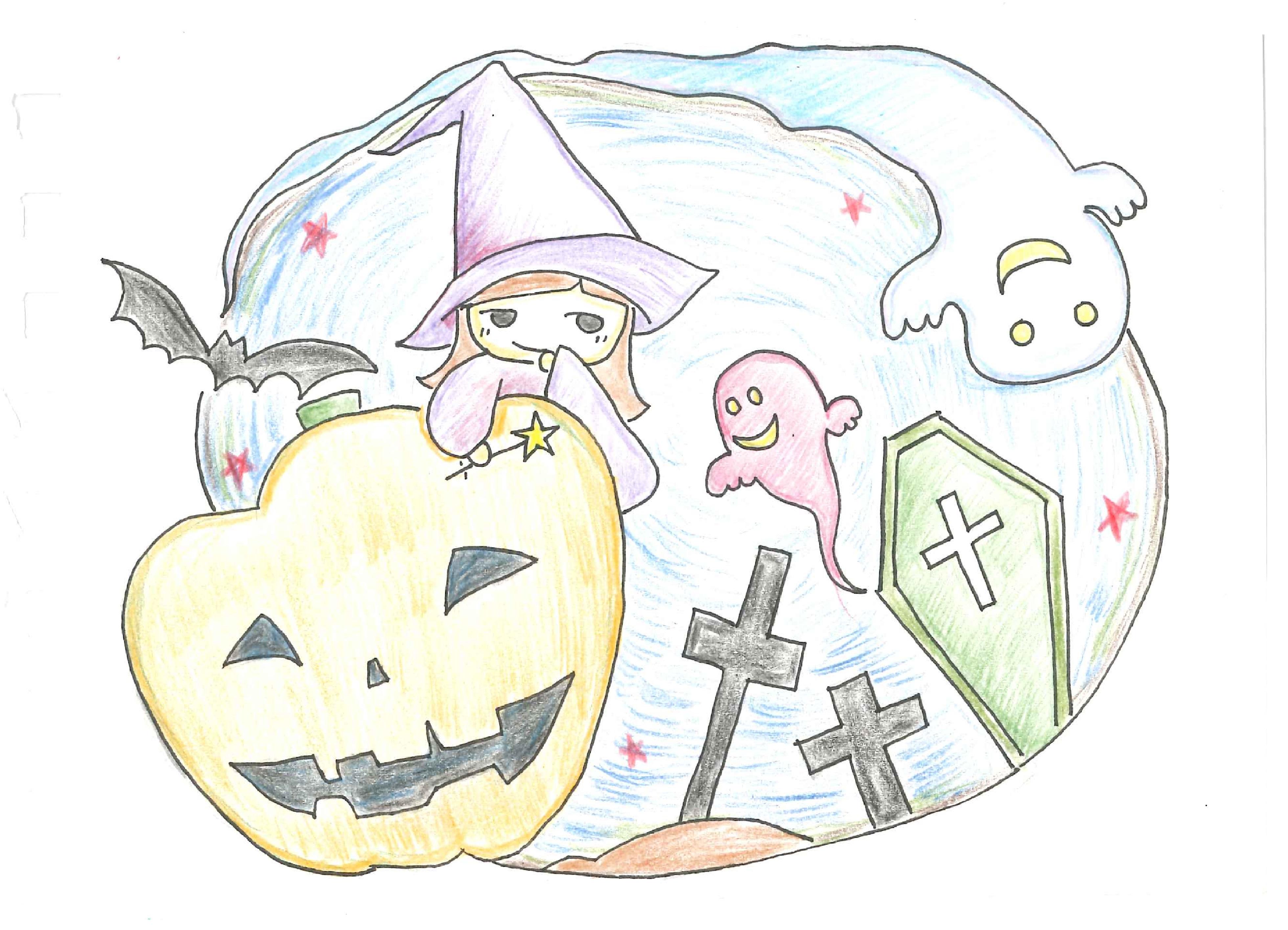 Happy halloween!!(picture)