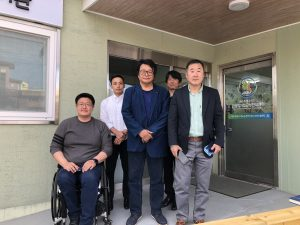 2018年 海外障害者施設視察(大韓民国 済州島)