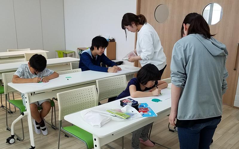 """放課後等デイサービス""""びーとる""""の活動"""