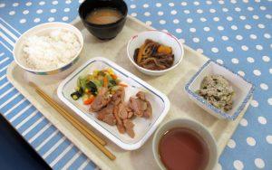 本日のお昼ご飯!