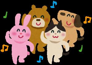 音楽遊び教室を開催します!