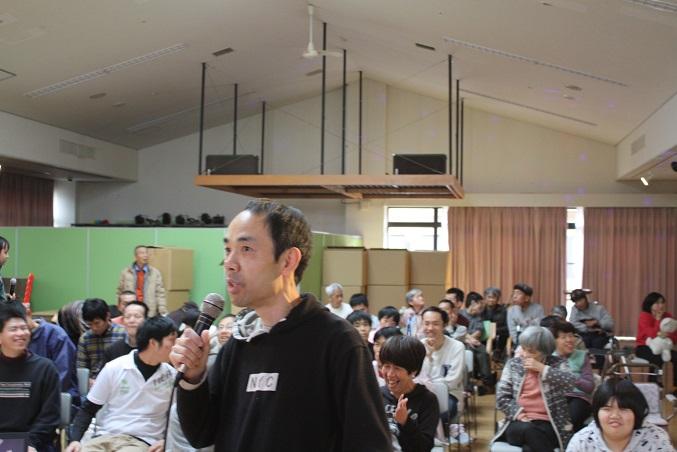 カラオケ大会を行いました!