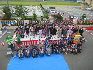 こいしろ夏祭り大成功!!