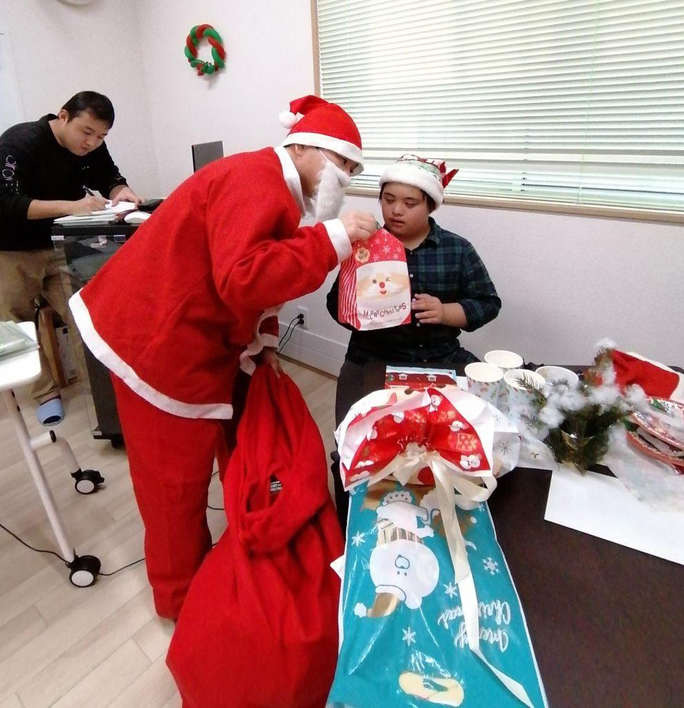【びーとる】クリスマス会を開催しました☆